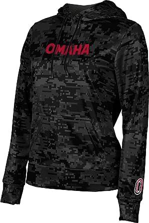 ProSphere University of Nebraska at Omaha Girls Performance T-Shirt Digi Camo