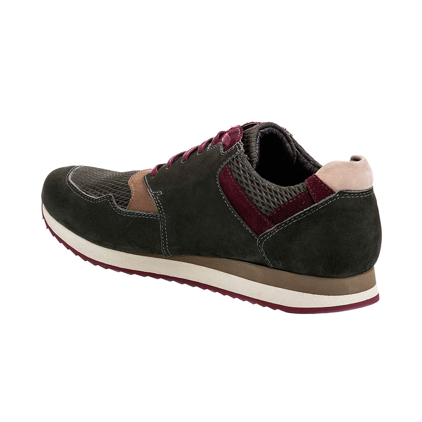 Amazon.com: VÉLEZ Genuine Colombian Leather Sneakers For Men | Zapatos Deportivos De Cuero: Clothing