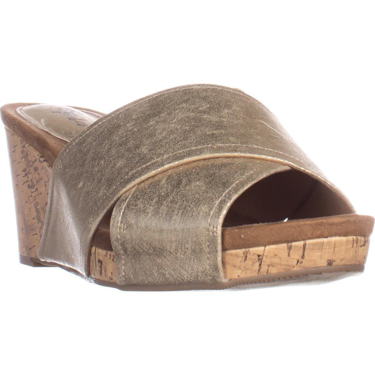 42d0635fd9e6 Womens Jilleep Open Toe Casual Casual Casual Platform Sandals B078NBJFXW 10  B