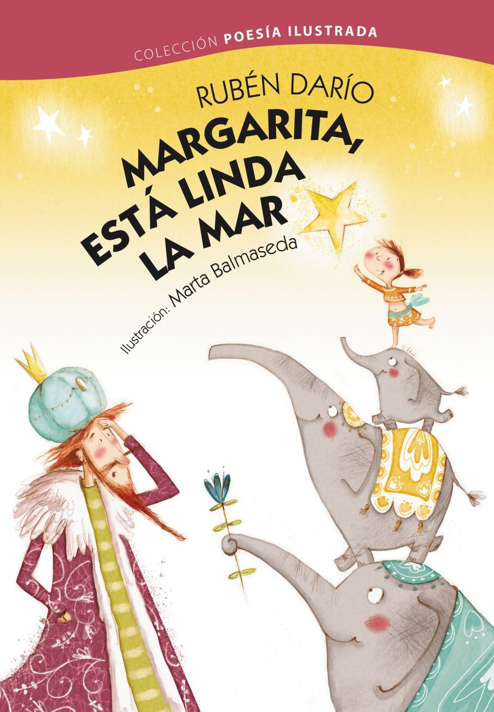 Margarita, está linda la mar book jacket