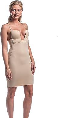 Magic BodyFashion V-Collection Medium Control Shaping Dress (51DR)