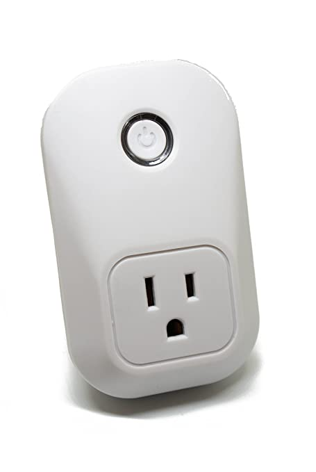 Wifi Smart Plug - Wifi Outlet Works with Most Smart Home Controls ...