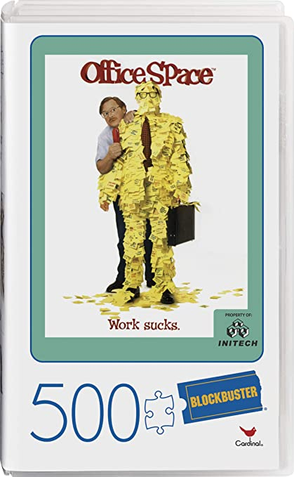 Classic Movie Office Space 500 Pieces Jigsaw Puzzle