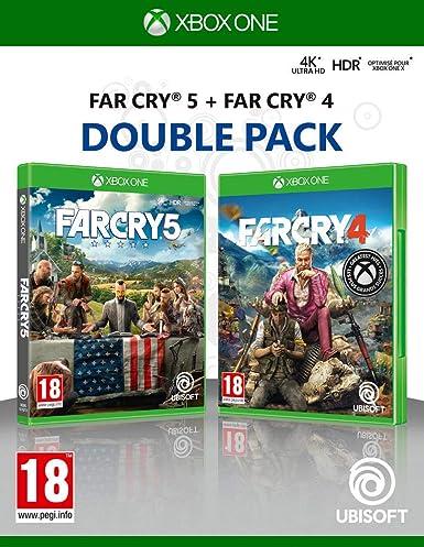 Far Cry 4 + Far Cry 5 Compilaci�n de juegos Xbox One: Amazon.es ...