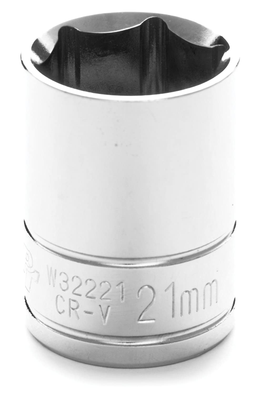 23mm Performance Tool W32823 1//2-Inch Drive 12-Point Socket