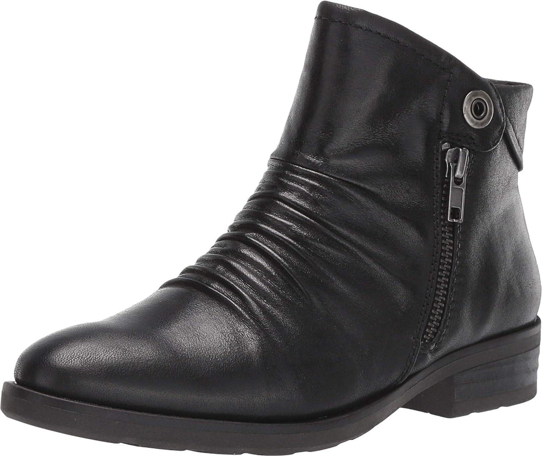 BareTraps Womens Anila Slouchy Grommet Ankle Boots