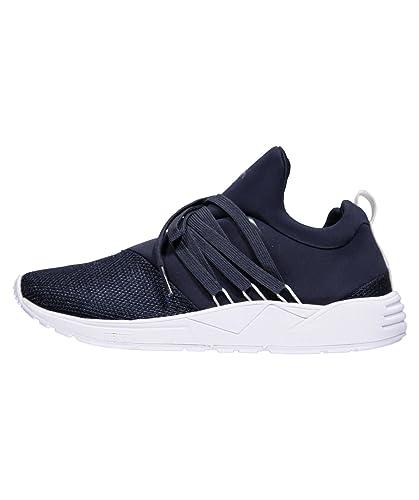 ARKK Copenhagen - Zapatillas de Tela para Mujer Azul Azul Marino, Color Azul, Talla 37: Amazon.es: Zapatos y complementos