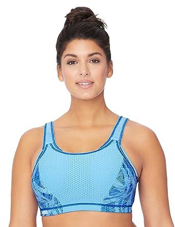 Bestbewertet authentisch erstaunliche Qualität toller Wert Glamorise Damen Verstellbarer, bügelloser Hochleistungs-Sport-BH