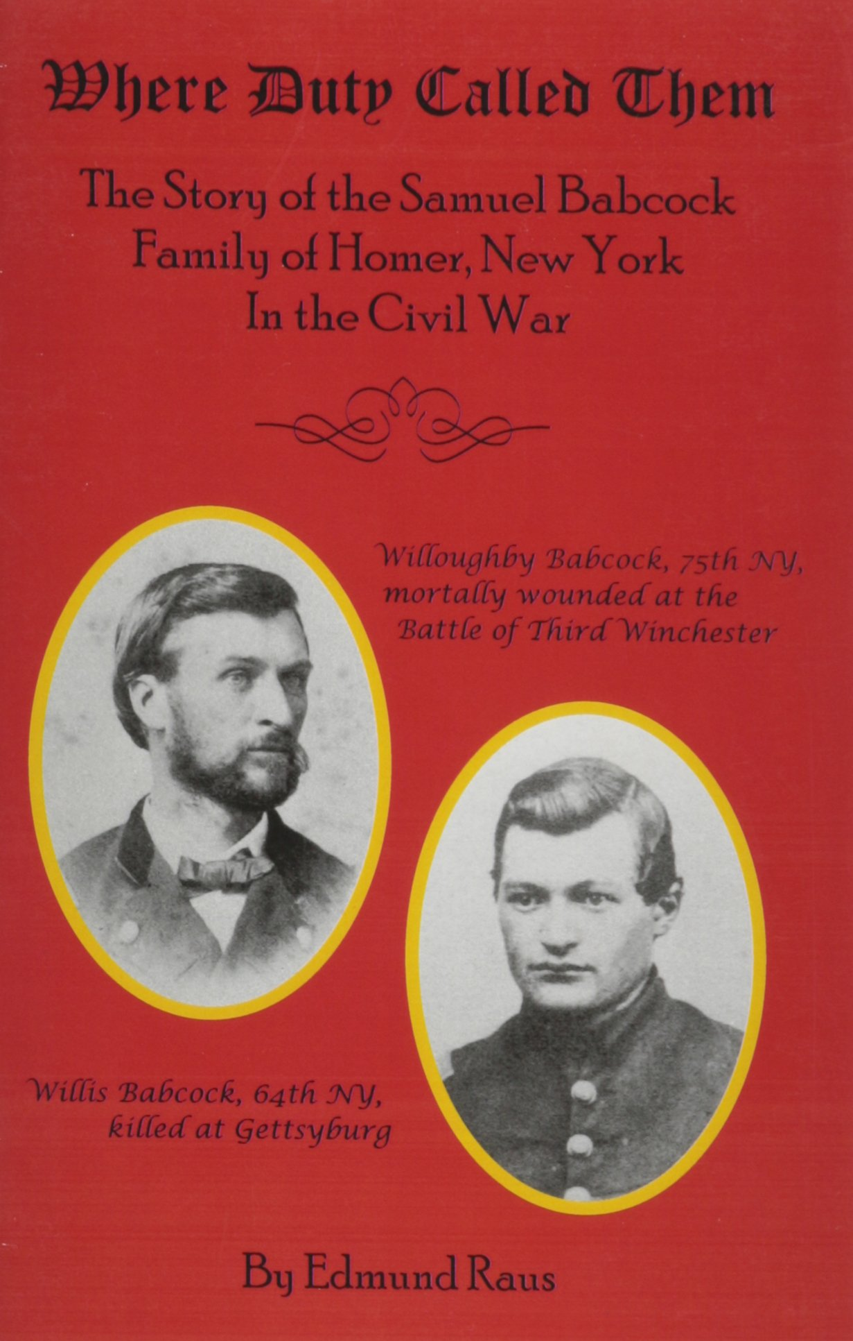 Download Where Duty Called Them: The Story of the Babcock PDF