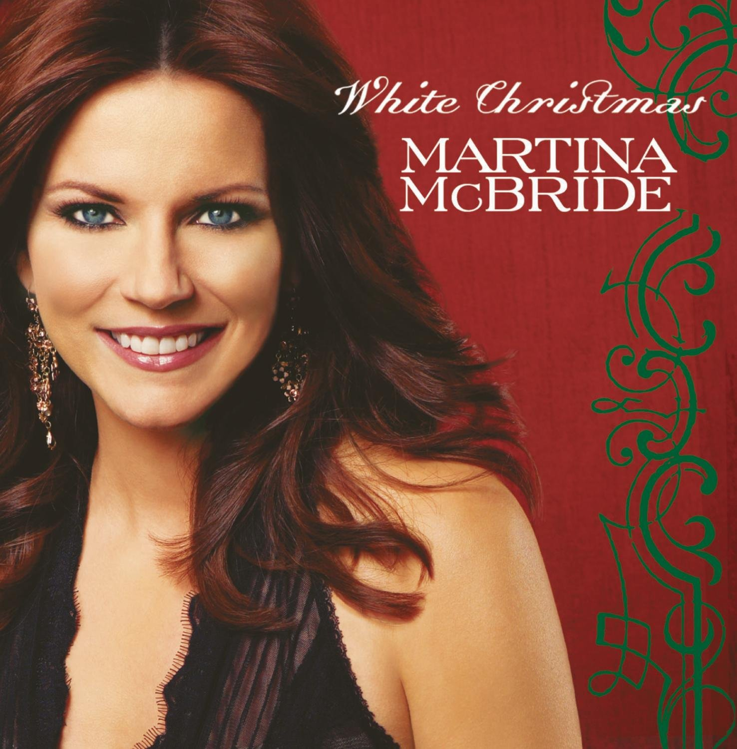 martina mcbride white christmas amazoncom music - What Is A White Christmas