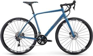 Haanjo 4 Gravel Adventure - Bicicleta de carretera (56 cm): Amazon.es: Deportes y aire libre