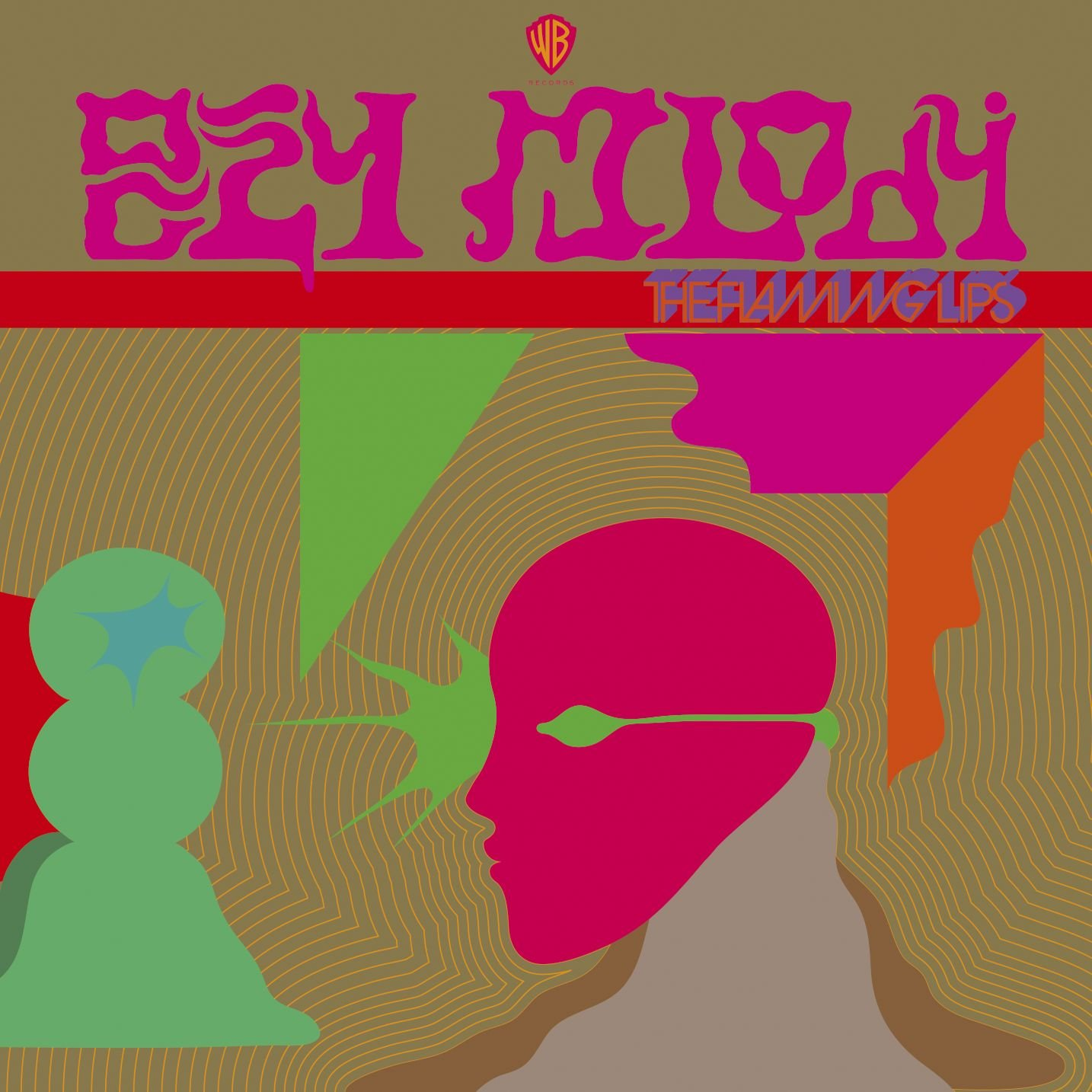 CD : The Flaming Lips - Oczy Mlody [Explicit Content] (CD)