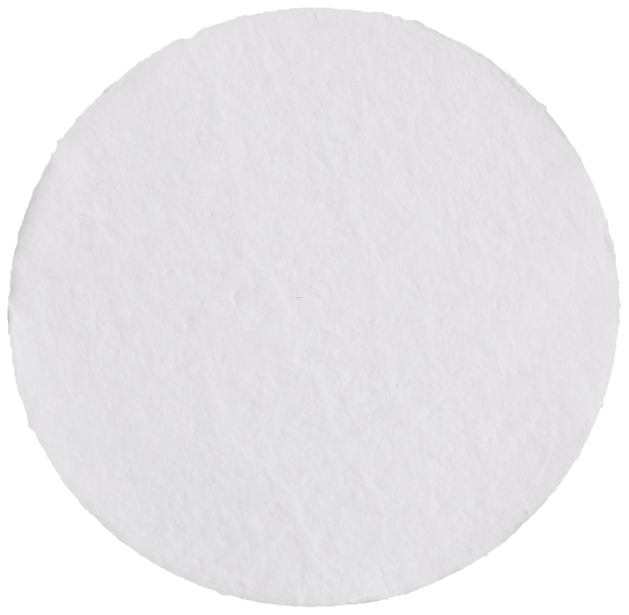 Whatman 1821-047 Glass Microfiber Binder Free Filter, 1 Micron, 12 s/100mL Flow Rate, Grade GF/B, 4.7cm Diameter (Pack of 100) by Whatman