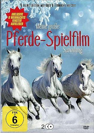 Spielfilme An Weihnachten 2019.Meine Große Pferde Spielfilm Sammlung Weihnachten Edition Mit