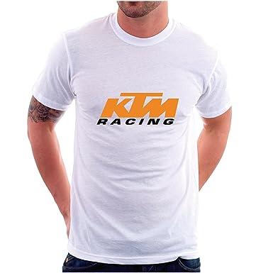 Factor RS Camiseta Motor KTM Racing Original: Amazon.es: Ropa y accesorios