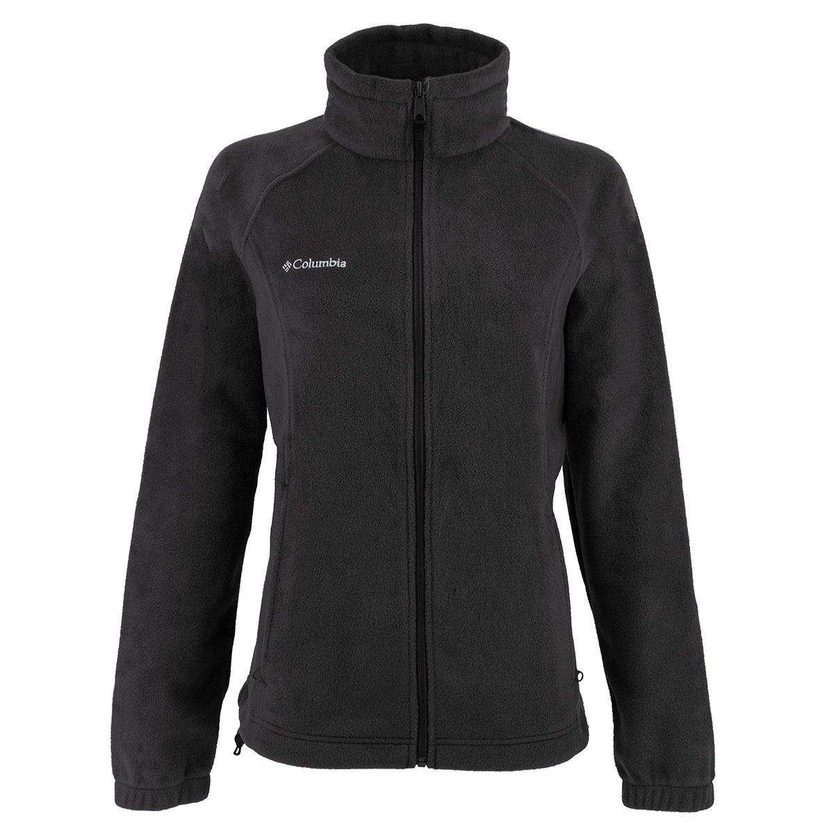 cbfc2ff60616ce Amazon.com  Columbia Women s Benton Springs Full Zip Fleece Jacket ...