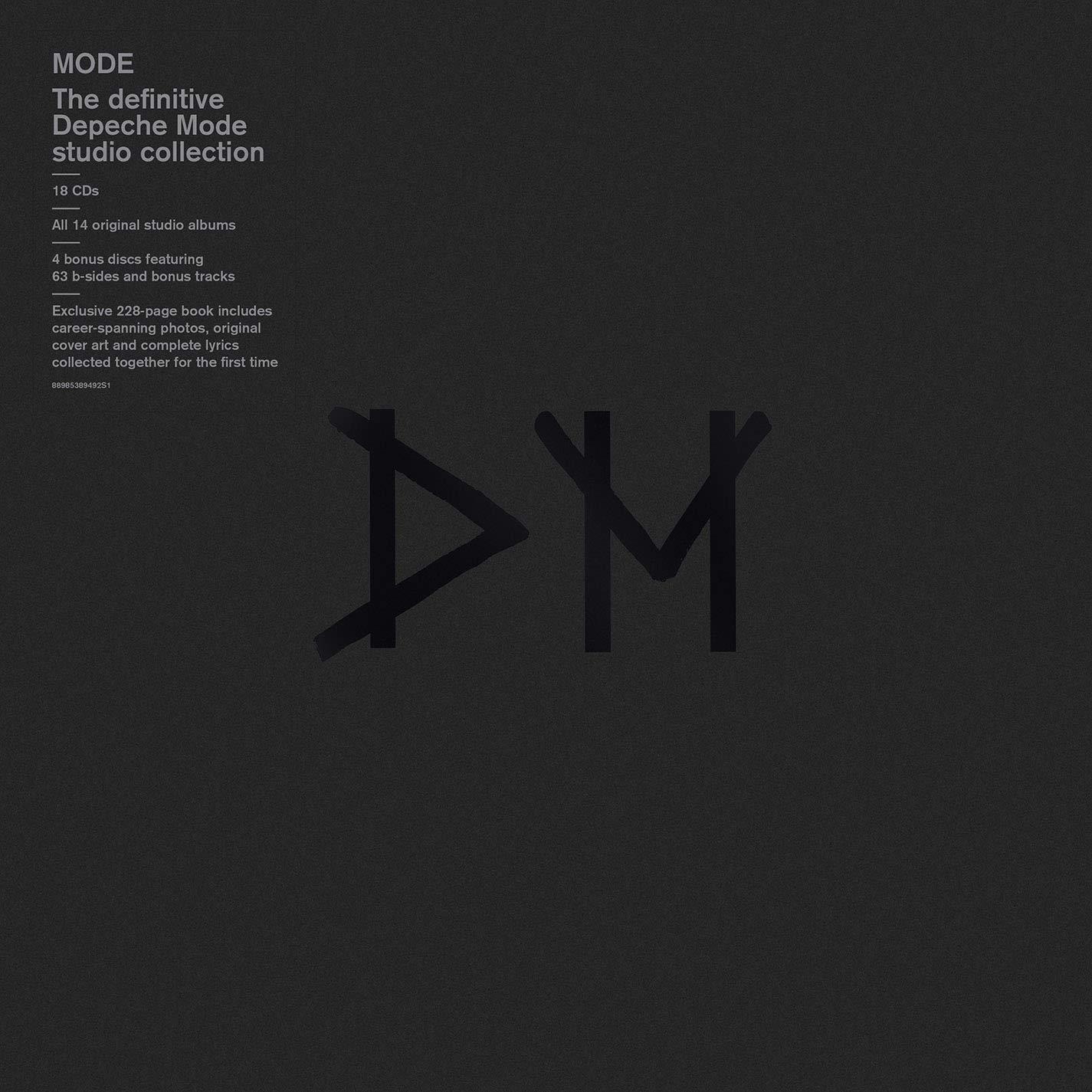 Mode: Depeche Mode: Amazon.es: Música