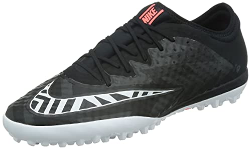 the latest cd5ee c075b Nike MercurialX Finale Street Turf (Black HOT Lava White) (9)