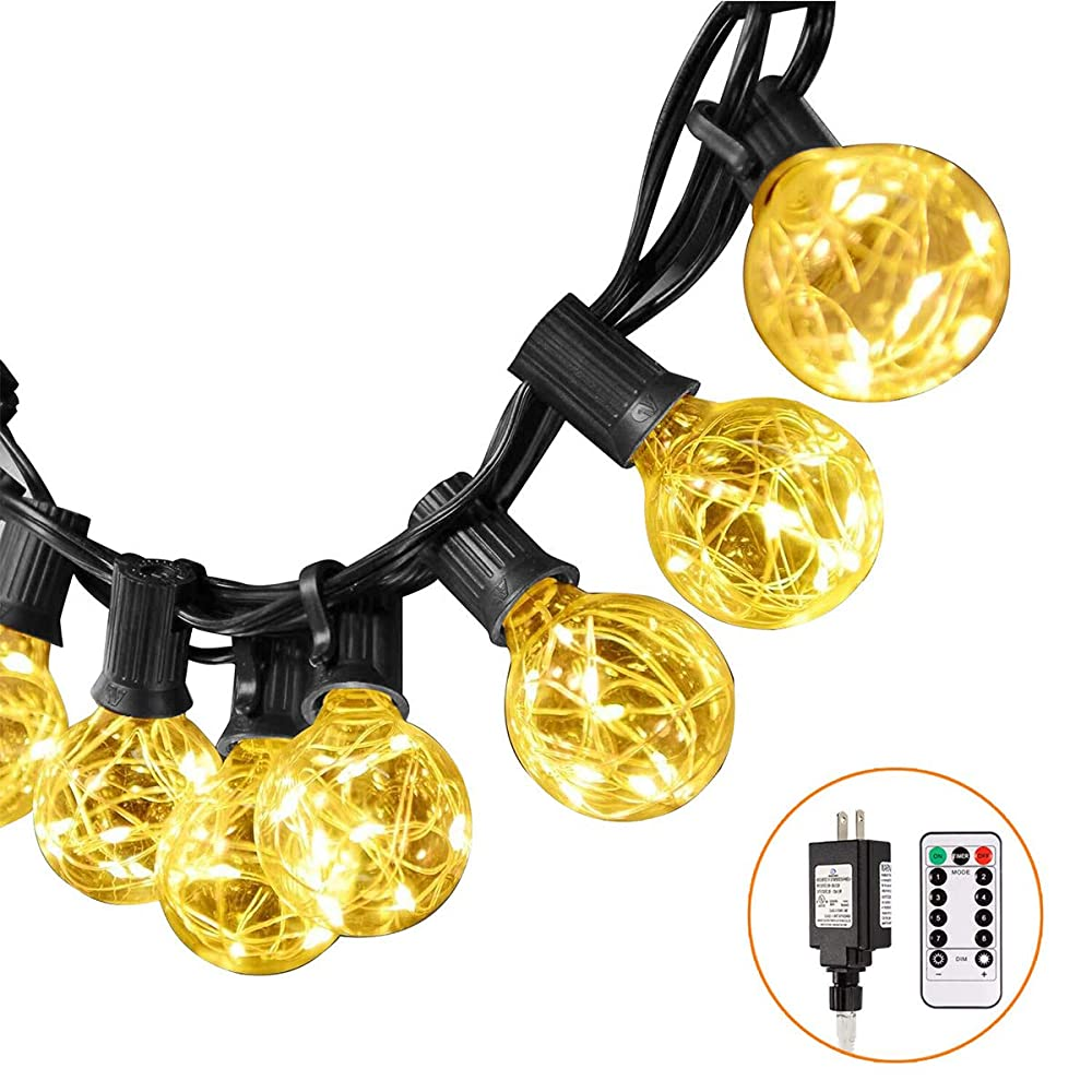 Type of Landscape Lighting string light