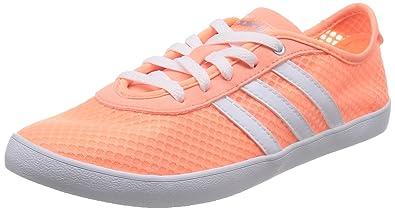 best sneakers 62428 87a99 adidas Neo QT Vulc VS Turnschuhe der Frauen - associate-degr