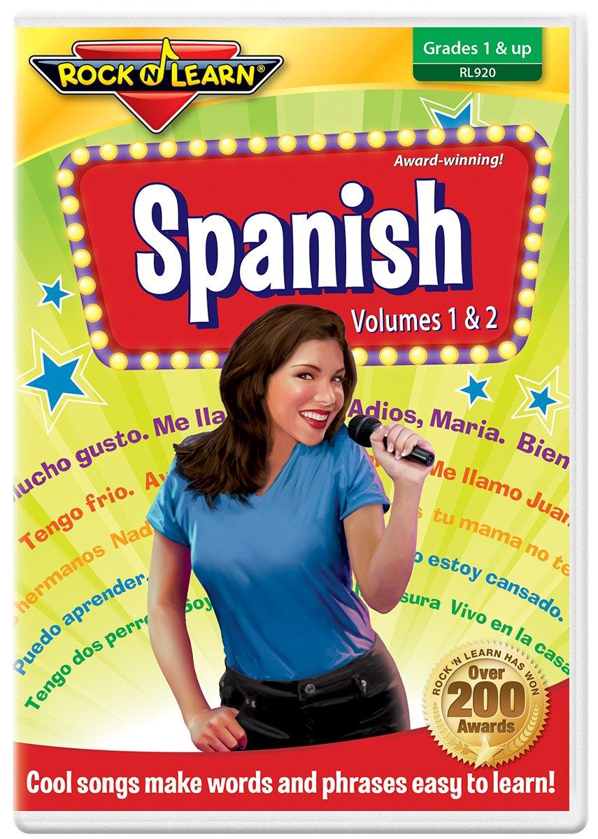 Learn Spanish [DVD] [Region 1] [NTSC]: Amazon.co.uk: Artist Not Provided:  DVD & Blu-ray