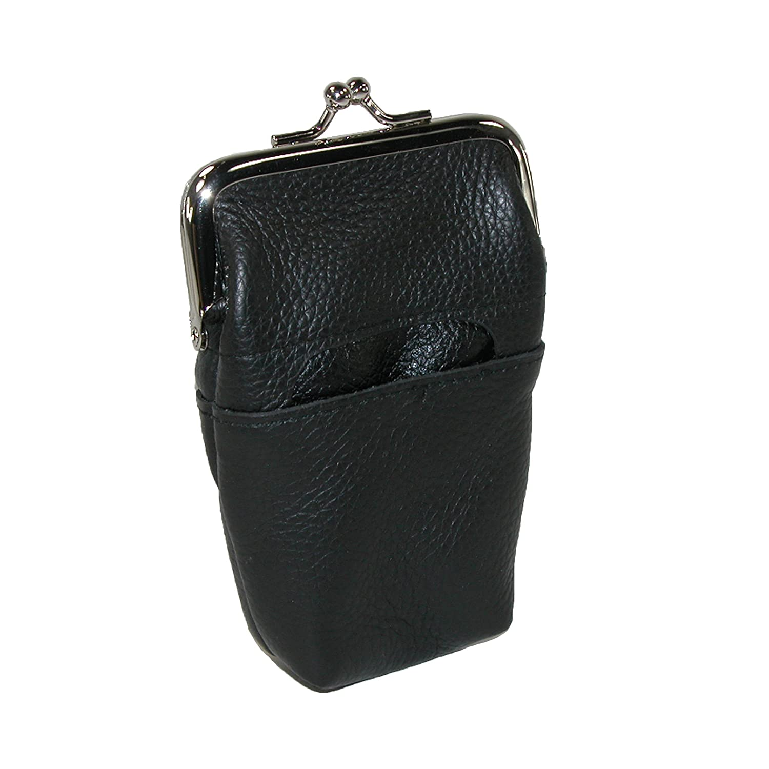 Amazon.com: Buxton Womens Leather Card Case (Black, One Size): Shoes