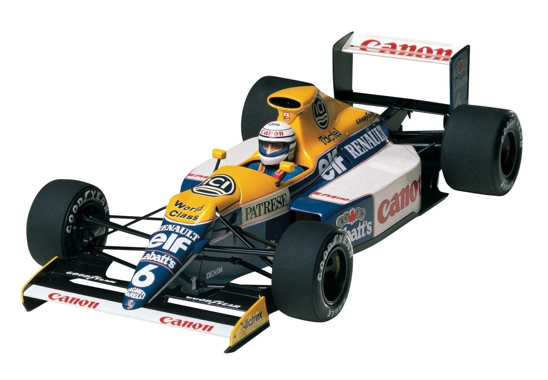 Tamiya 20025 Williams Renault FW13B - Coche en Miniatura (Escala 1:20)