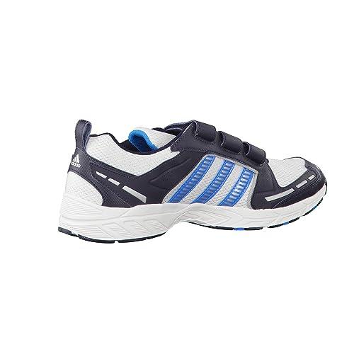 Adidas Kinderschuhe adiRun 2 CF K 35 Weiss blau: