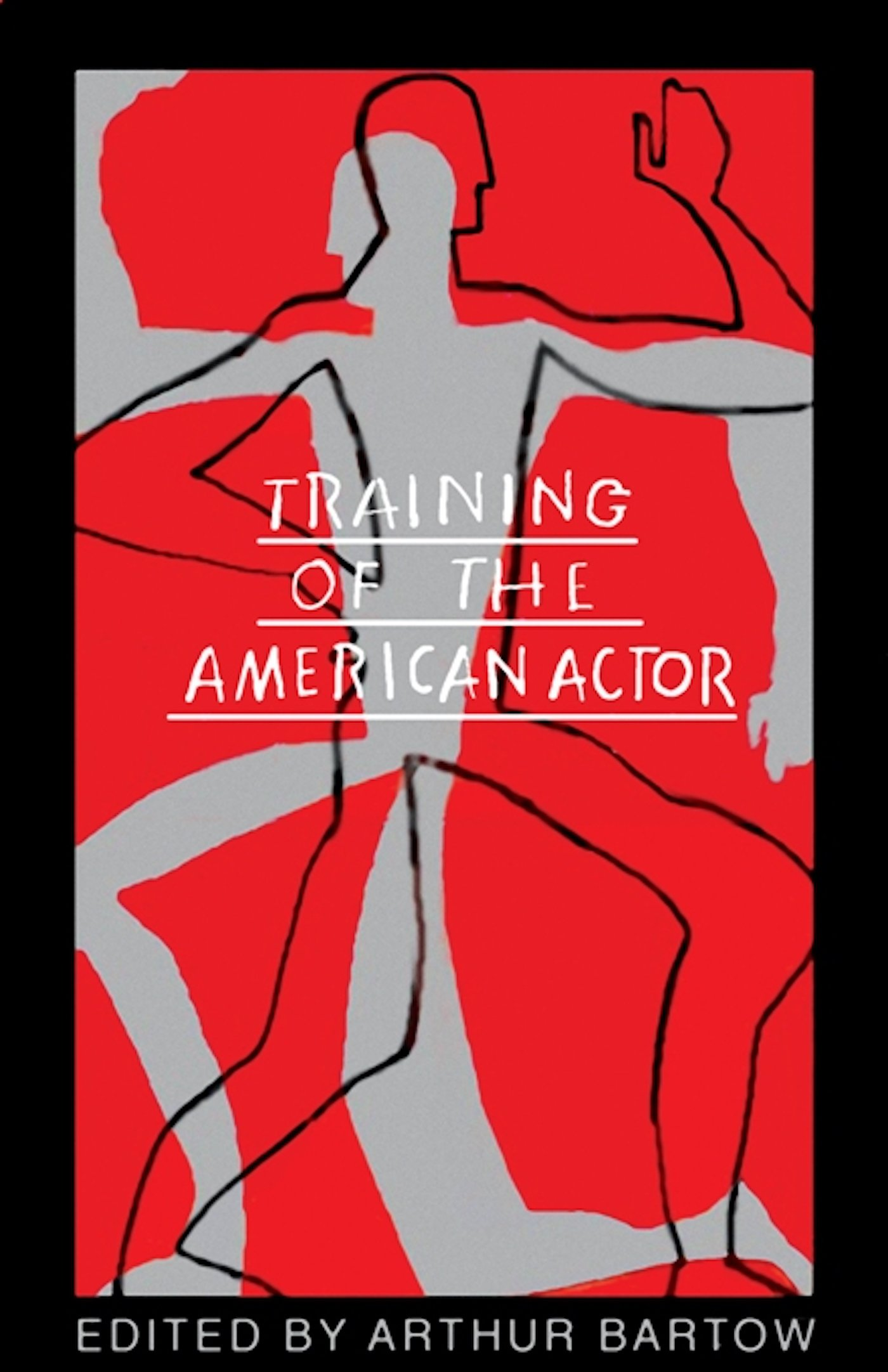 training-of-the-american-actor