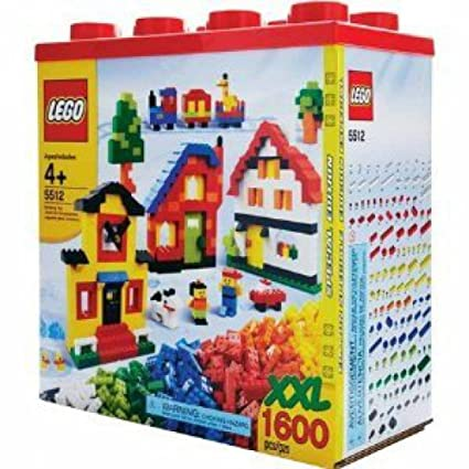Buy Lego 5512 Xxl Brick Box Online at Low Prices in India - Amazon.in