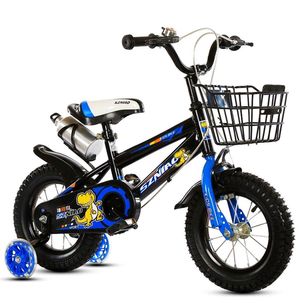 XQ TT-35少年少女赤ちゃんキャリッジ学生車12/14/16/18インチ子供用自転車6-12歳 子ども用自転車 ( サイズ さいず : 14-inch ) B07CKV6CJN14-inch