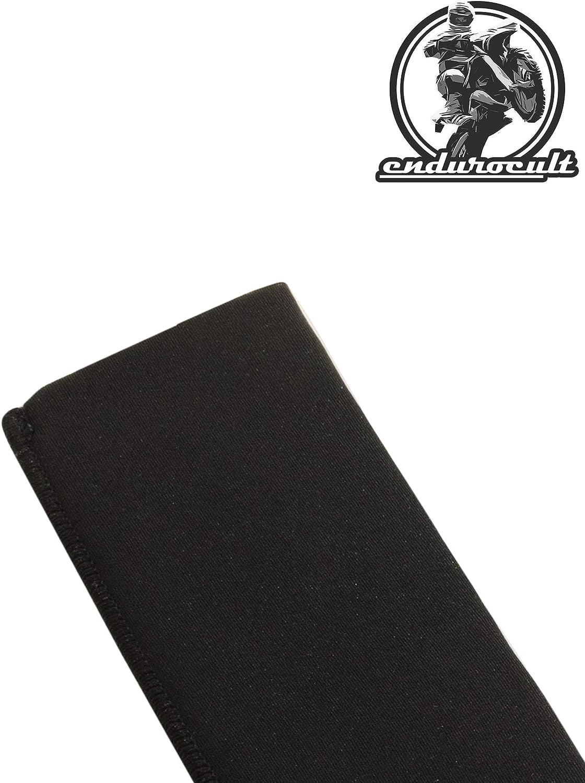 Protection de fourche en n/éopr/ène long 34 40 mm Endurocult