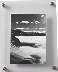 MIKASA Clear Acryllic Floating Wall Frame