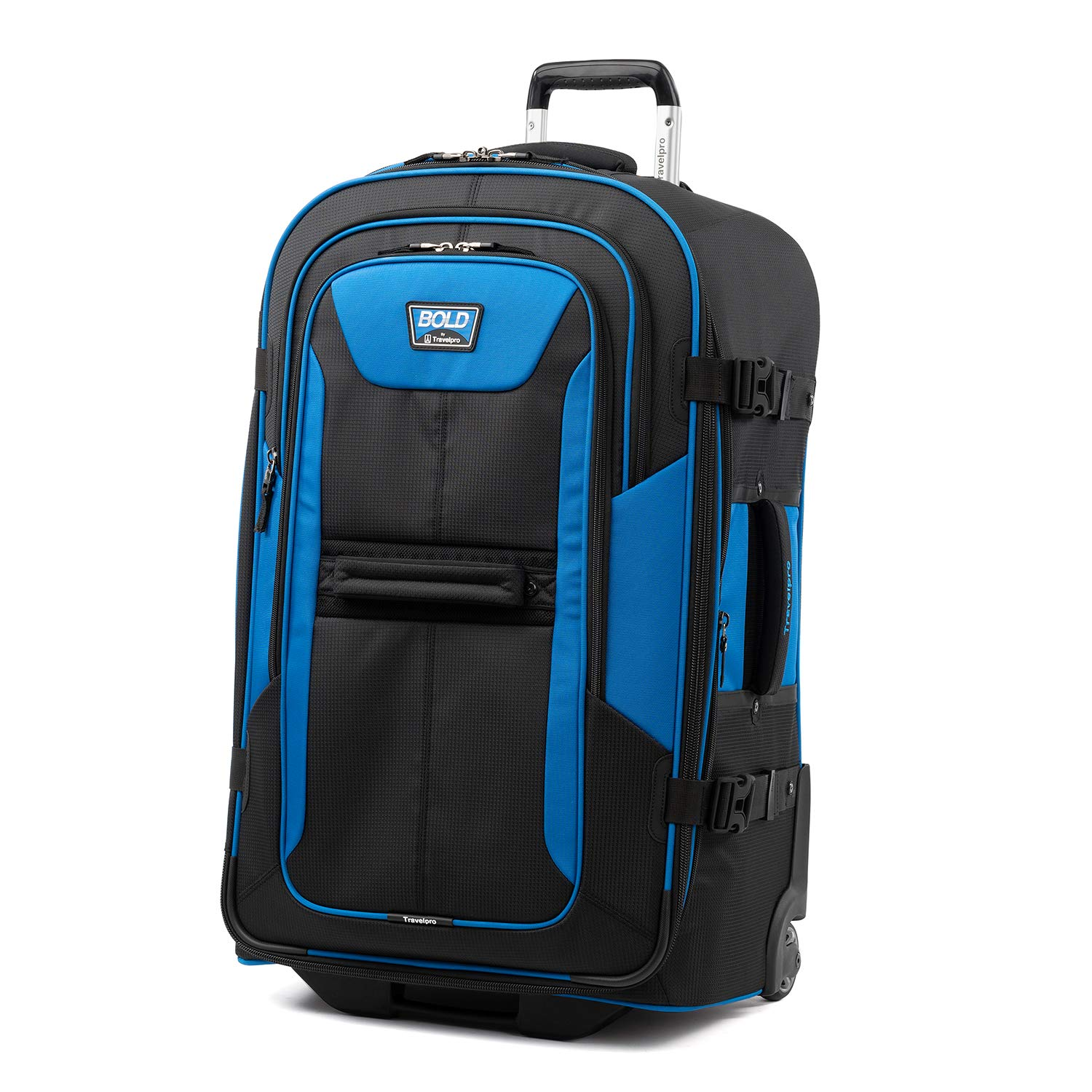Travelpro Checked Large, Blue/Black by Travelpro