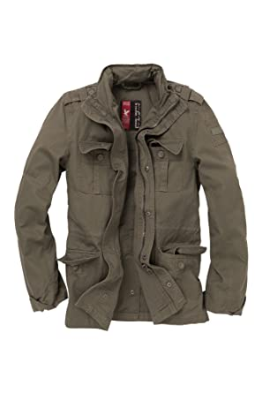 Delta Industries Herren Britannia Jacket