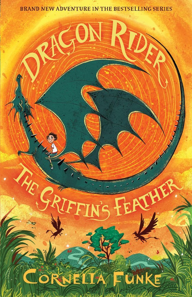 Dragon Rider Griffins Cornelia Funke product image