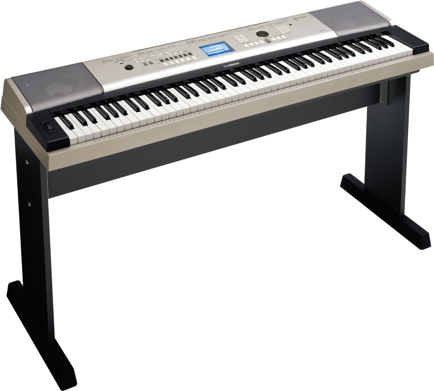 Yamaha YPG 535 Review