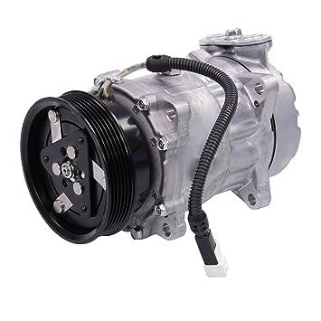 climática Compresor climática Compresor Aire Acondicionado sanden sd7 V16,