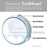 TotalMount Echo Dot (3rd Gen) Hole-Free Wall Mount