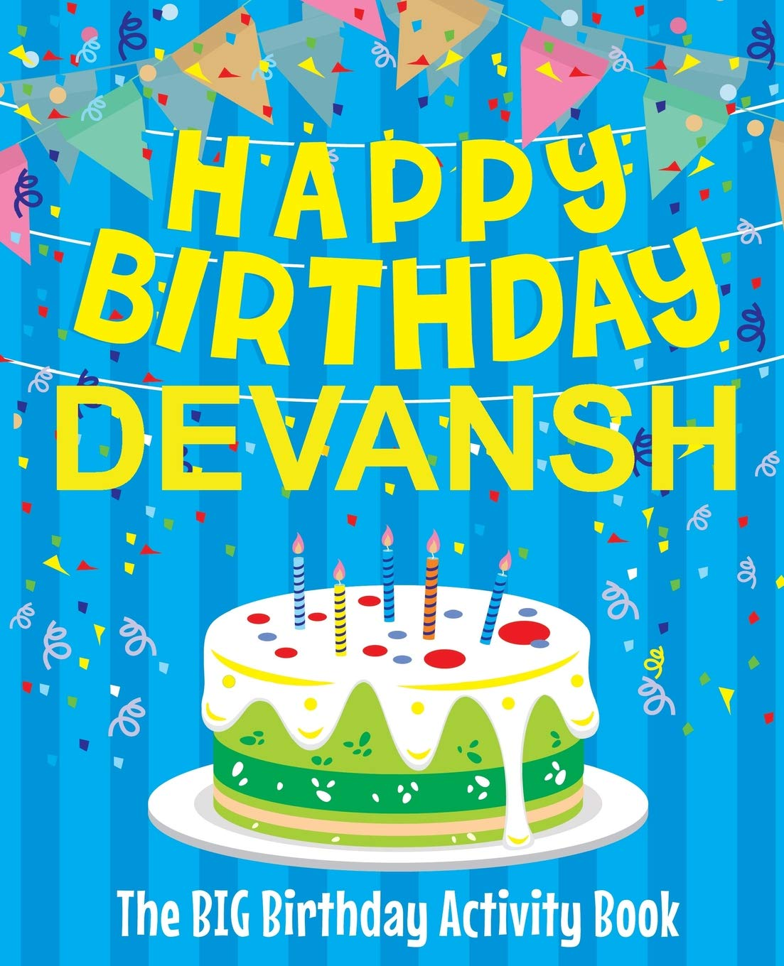 happy birthday devansh