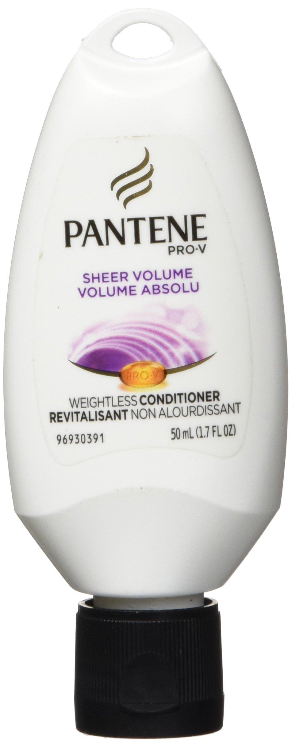 Pantene Flat Shampoo 1 7 Oz Amazon Com Grocery