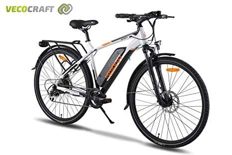 Veco Craft Helios 8 bicicleta eléctrica, Trekking Bike, E-Bike, E de