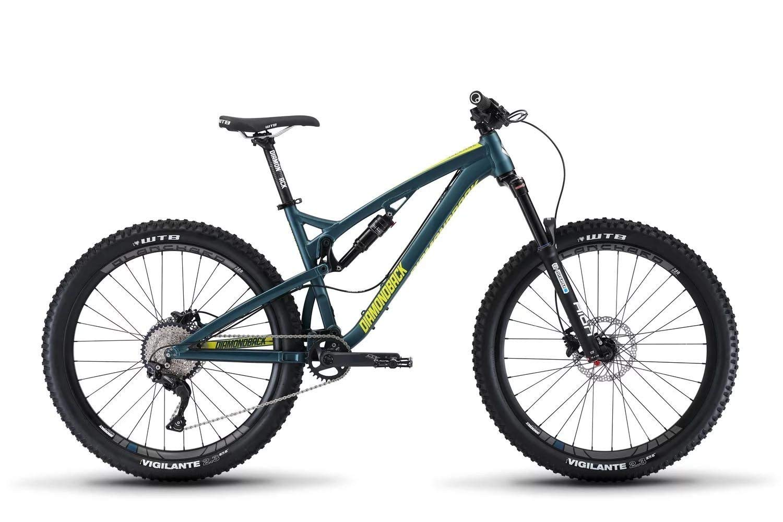 Diamondback Bicycles Release 1 Full Suspension Mountain Bike, Blue
