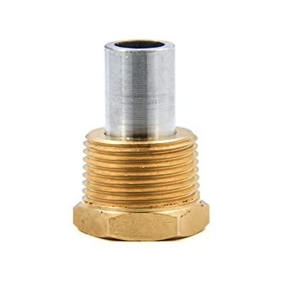 """Camco 11645 3/4"""" Hybrid Heat Replacement Bushing (with Flow Through Anode): Automotive"""