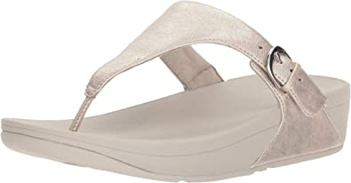 Fitflop Skinny Toe Thong, Sandales Bout Ouvert Femme