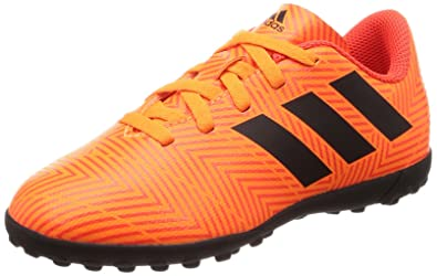 01cf5c13c1bb adidas Unisex Kids  Nemeziz Tango 18.4 Tf Footbal Shoes  Amazon.co ...