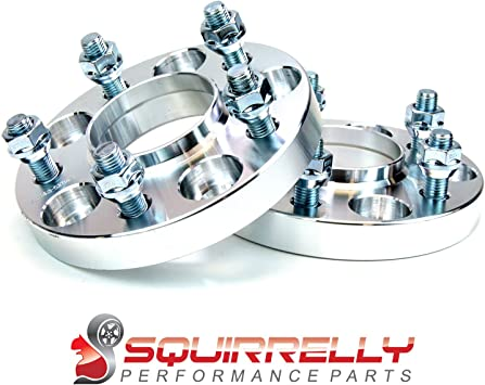 HUB CENTRIC WHEEL SPACERS 5X114.3 CB 67.1 W//STUDS 30MM FORD ESCAPE 2001-2012