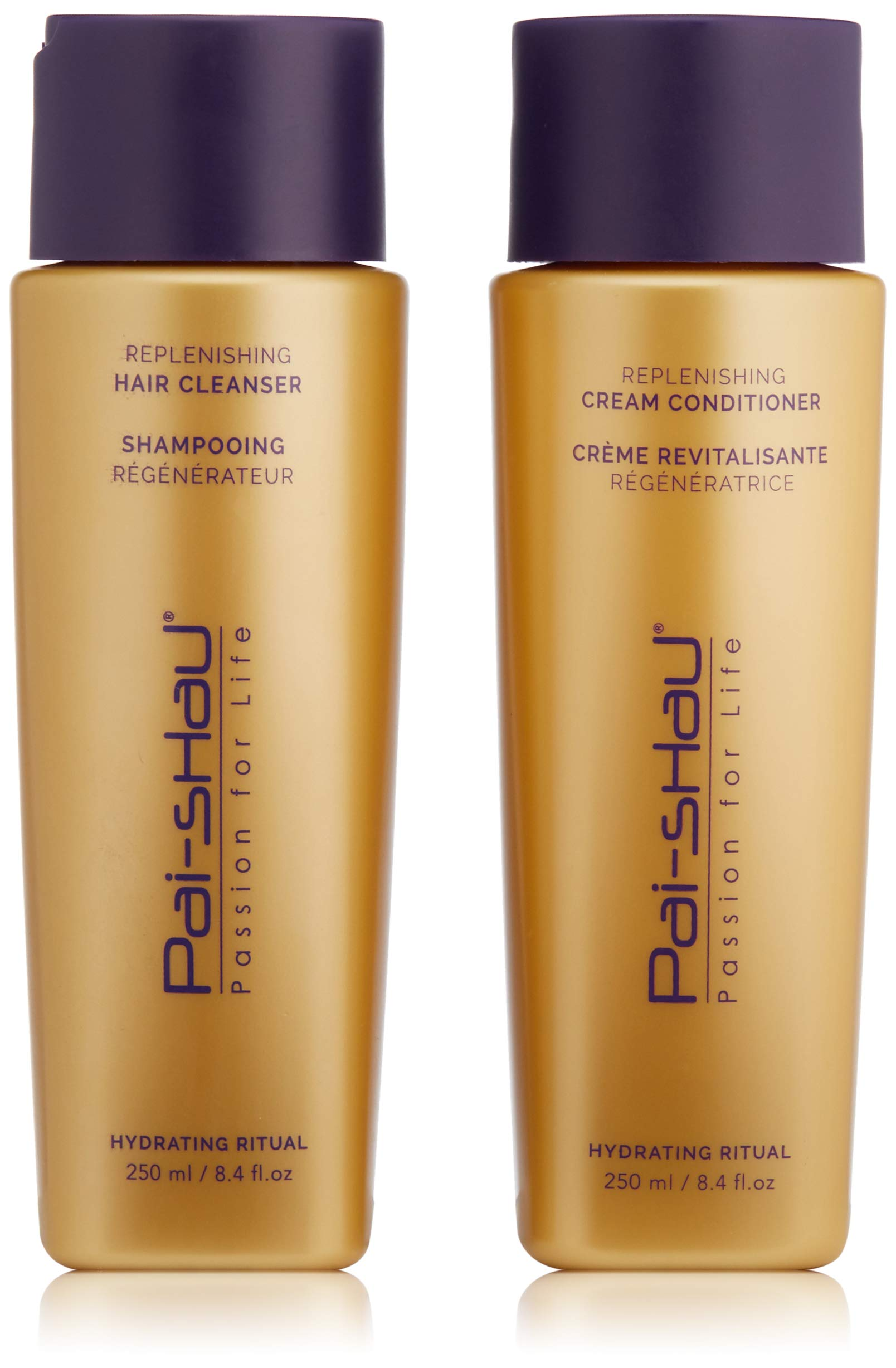 Pai-Shau Replenishing Cleanser and Conditioner, 2 ct.