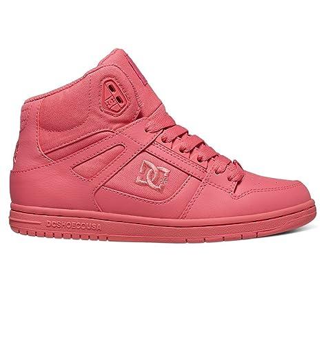 a13a2ea273 DC Shoes Rebound High - High-Top Shoes - High-Top Shoes - Women ...