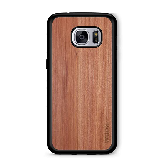 Wooden Phone Case Real Aromatic Cedar Compatible With Galaxy S7 Samsung Galaxy S7